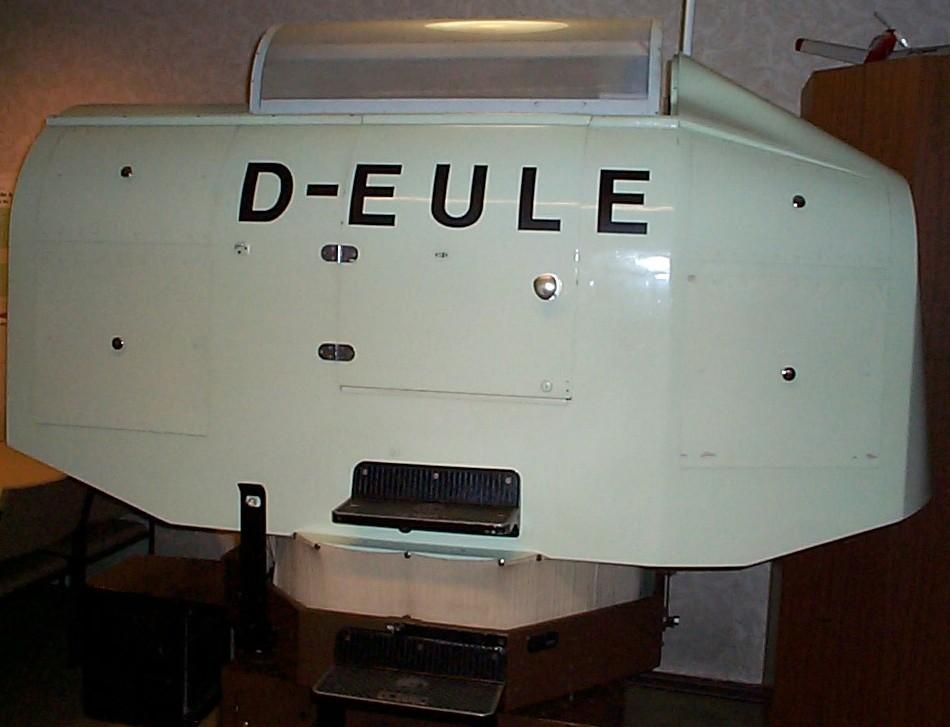 Simulator Eule
