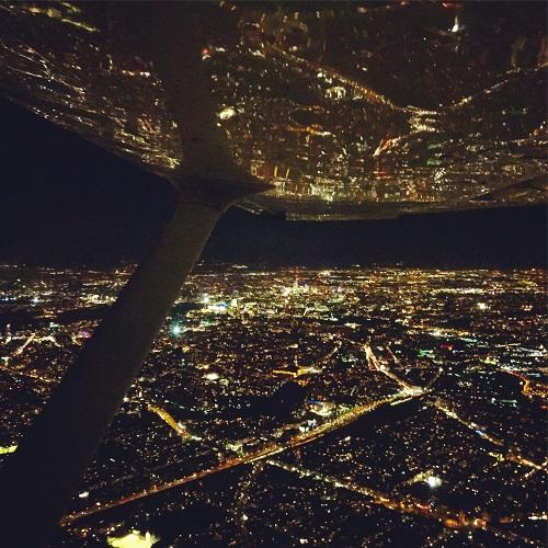 Nachtflugqualifikation – NVFR